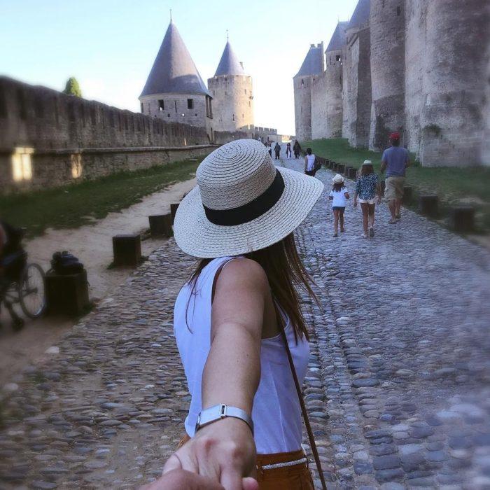 cité médievale de carcassonne, aude