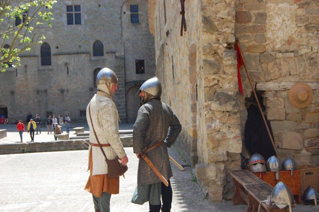Cortesia-Chateau-Comtal-medieval- Carcassonne- cité