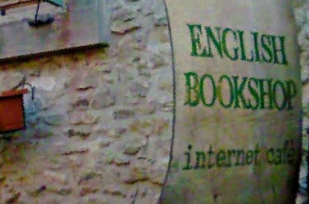 ENGLISH-BOOKSHOP