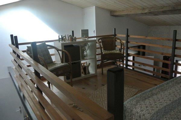 Gîte Caux Kappler Chambre mezzanine