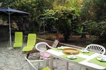 MAISON DELMAS Salon de jardin