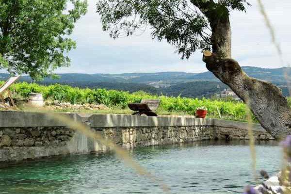 Sallèles Gîtes La Villatade Bassin 2